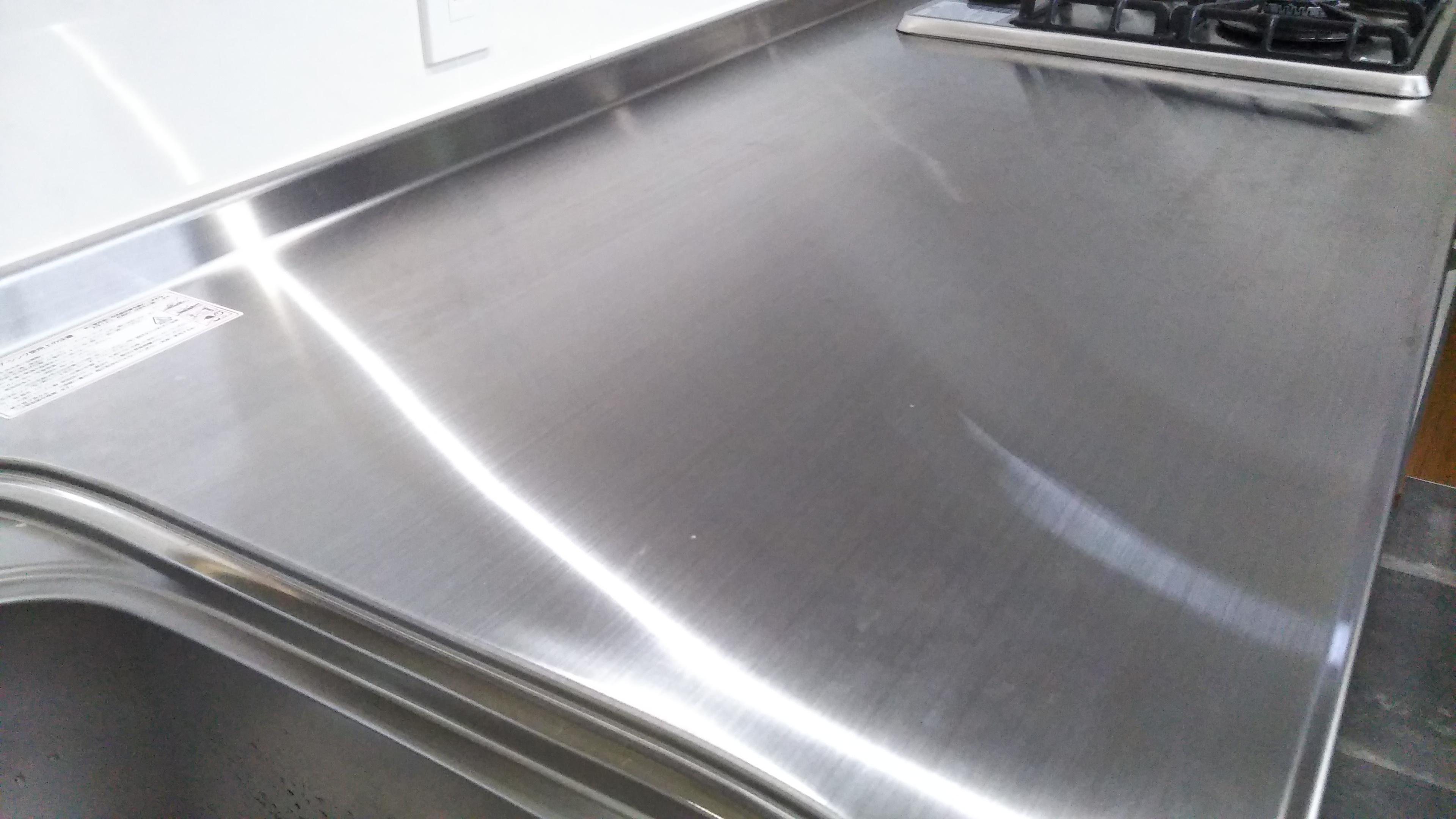 ステンレスキッチンのメリットデメリット