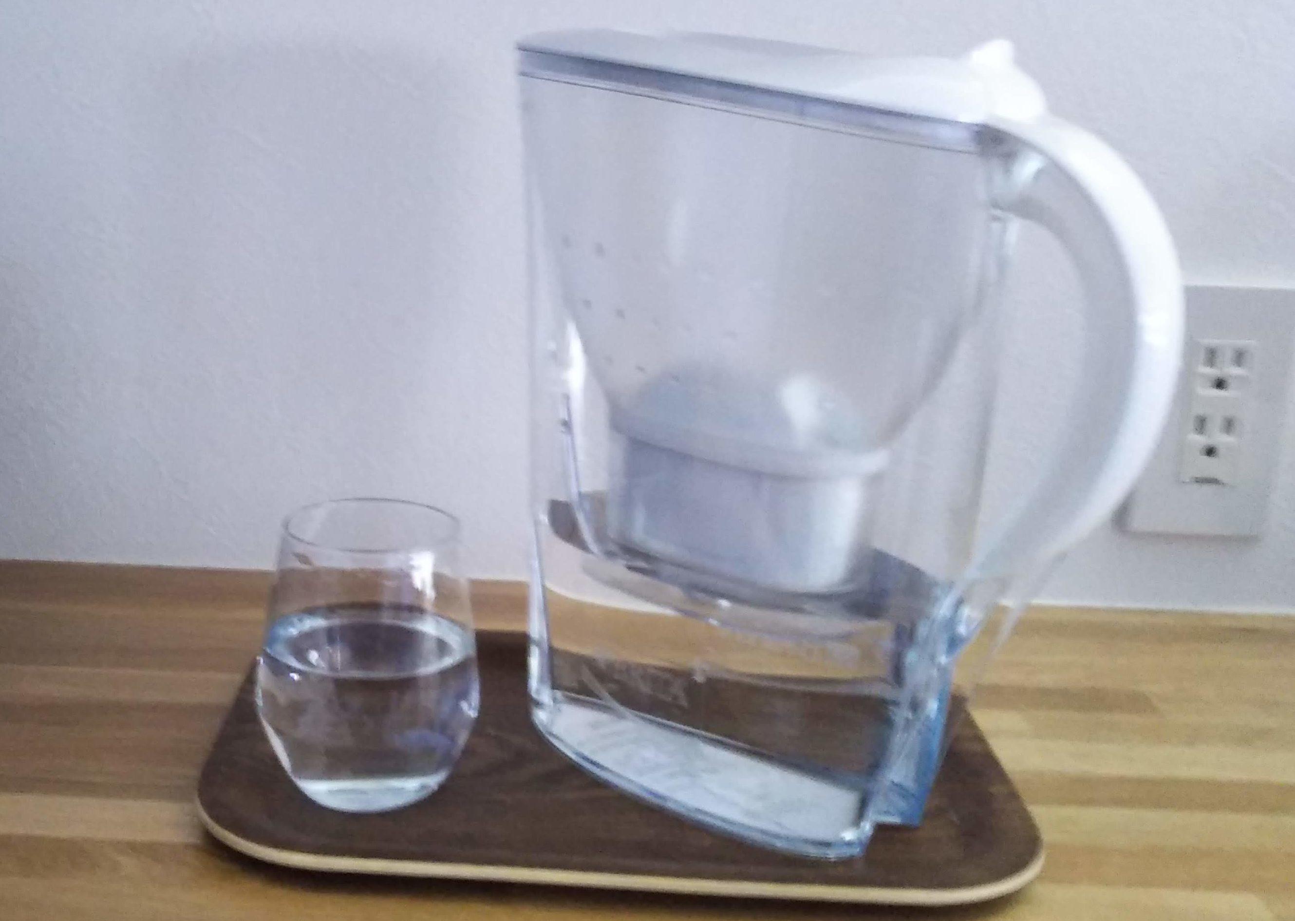 ブリタのマクストラプラスを使い始めたら毎日美味しいお水が飲めるようになって調子も出てきた