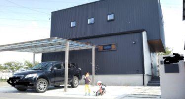 ガルバリウム鋼板を外壁と屋根に使って実現。高耐震・高寿命な家
