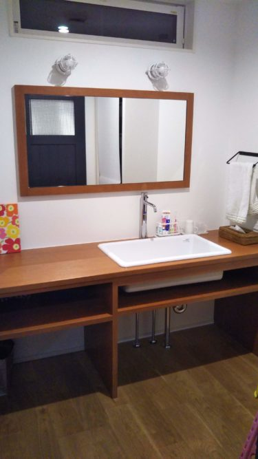 【間取り】洗面室と脱衣場の良かった点・悪かった点