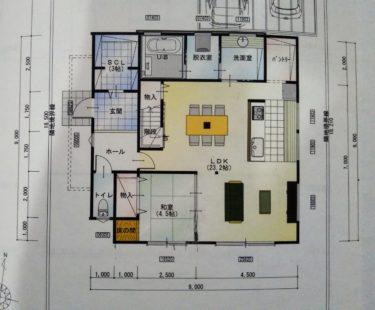 延床39坪の間取り公開。シンプルだけど住みやすいマイホーム